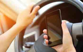 43% of drivers ignorant of harsher penalties for phone use