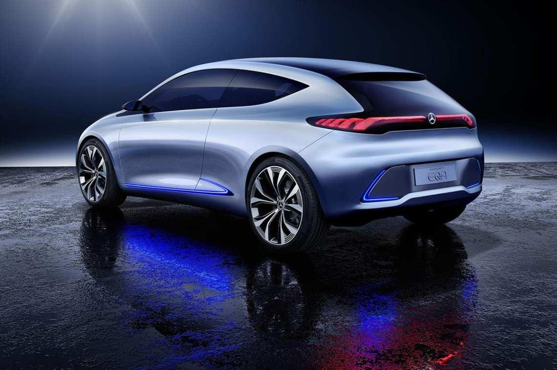 Mercedes-Benz EQA Concept The Car Expert