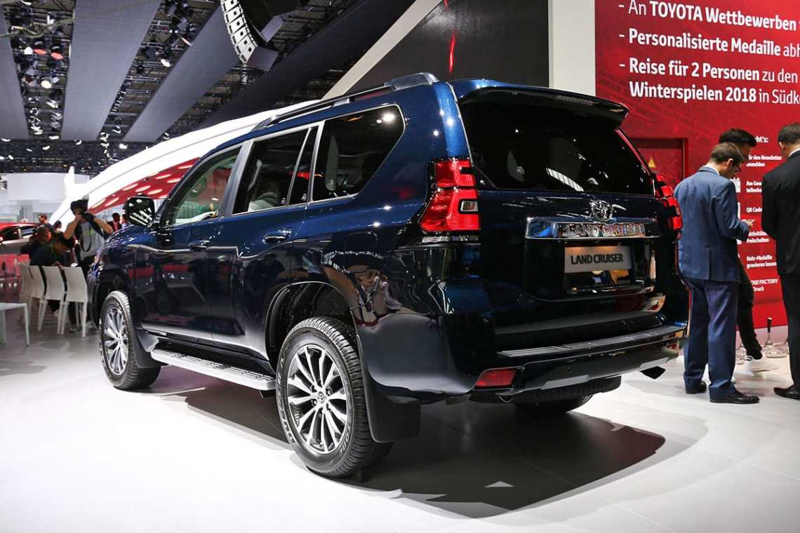 Toyota Land Cruiser The Car Expert