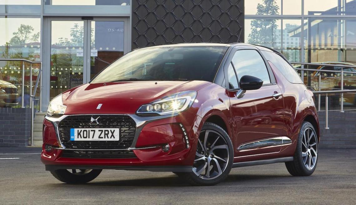 Most DS 3 models are included in the PSA scrappage scheme