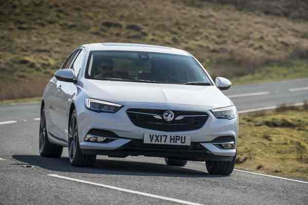 Vauxhall Insignia Grand Sport on the road | The Car Expert
