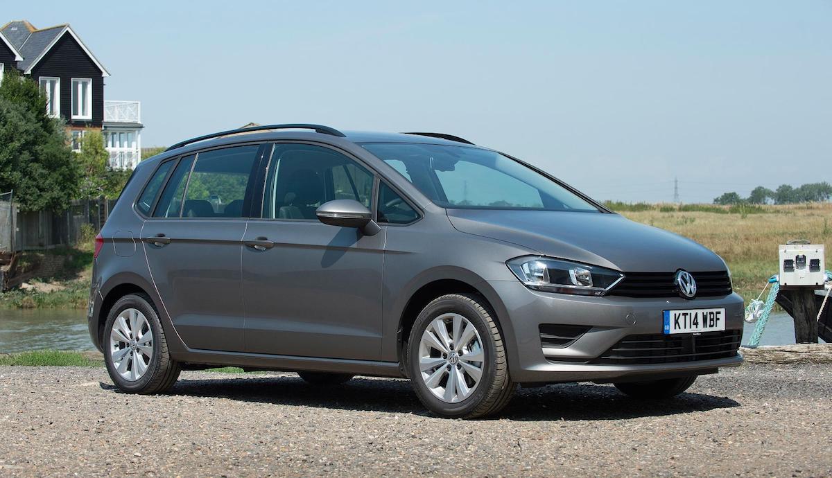 Volkswagen Golf SV (top ten safest used cars 2017)
