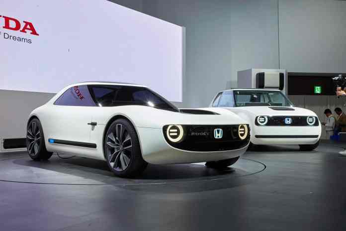 Star new models at the Tokyo Motor Show