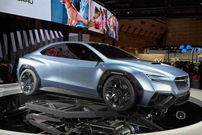 Subaru Viziv the Car Expert