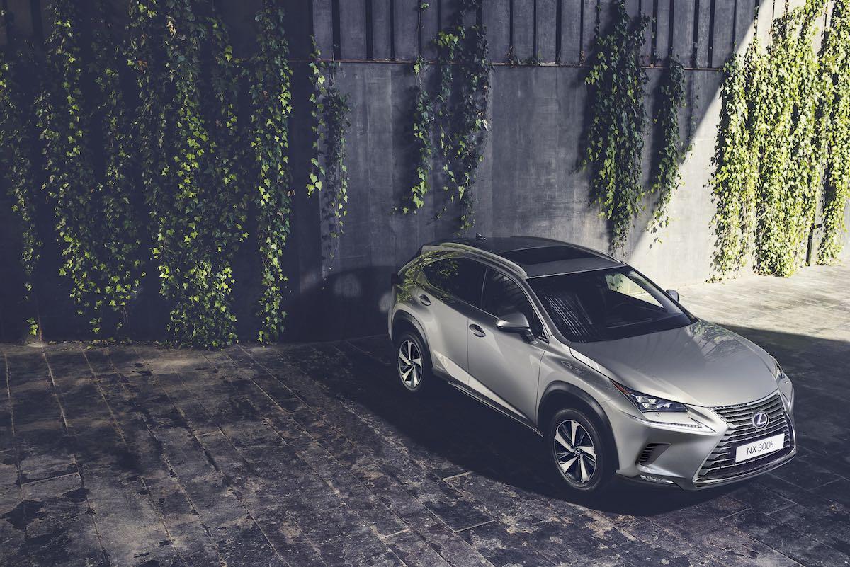 Lexus NX 300h hybrid
