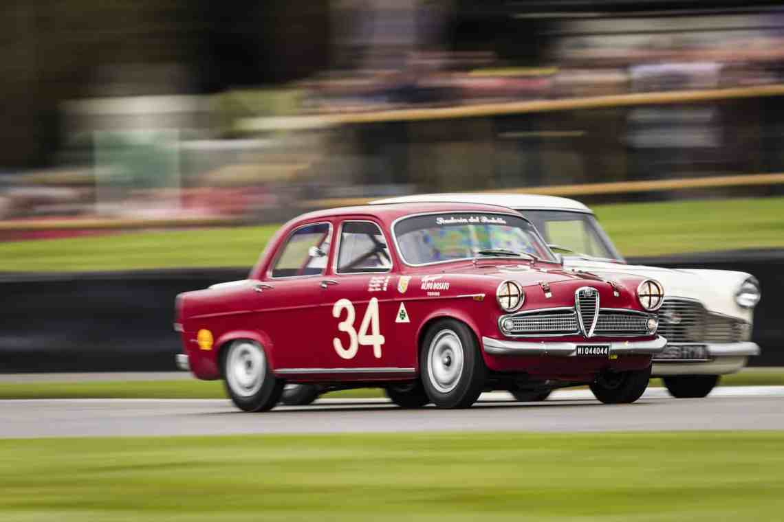Goodwood Revival 2017 - St Mary's Trophy