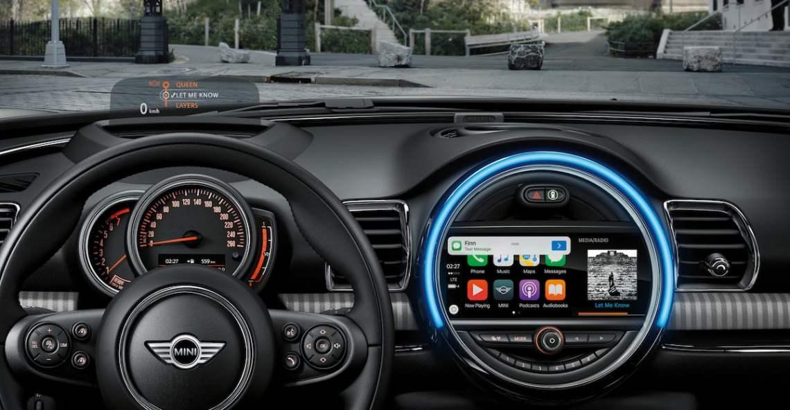Apple CarPlay - MINI Countryman and Clubman