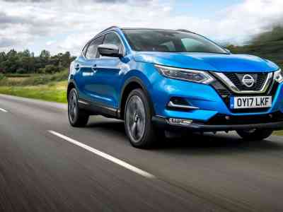 Nissan Qashqai review 2017 (The Car Expert)