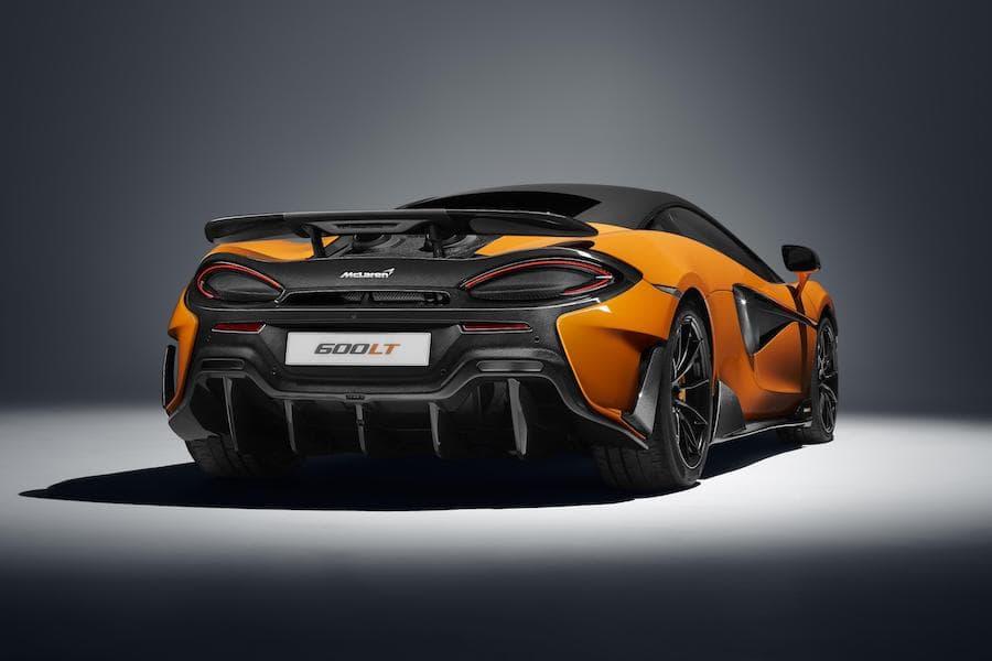 McLaren 600LT (2018 - present) rear | The Car Expert