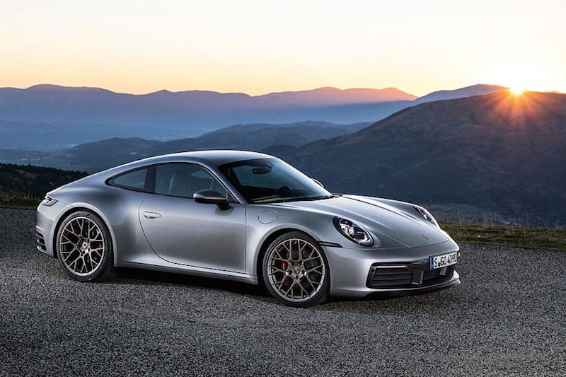 2019 Porsche 911 (992) front view | The Car Expert