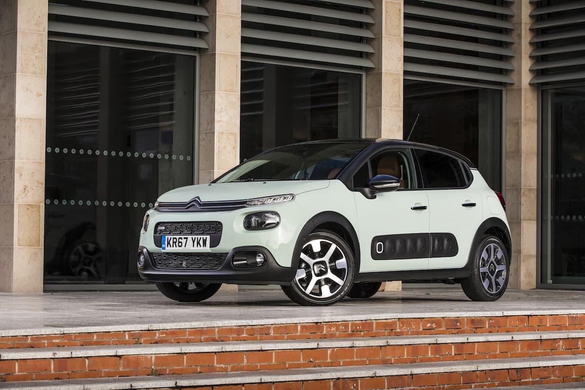 Citroën C3 (2017) - front view | The Car Expert