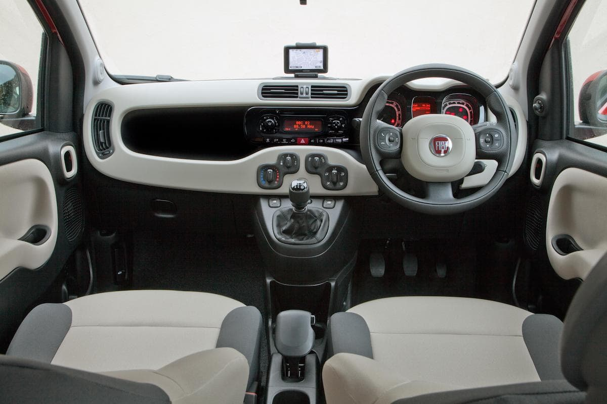 Fiat Panda (2012 - present) - interior and dashboard | The Car Expert