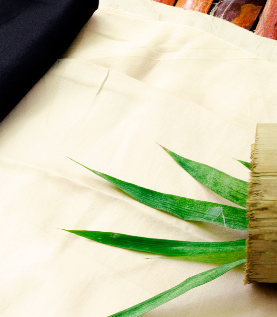 Sustainable fabric sourcing