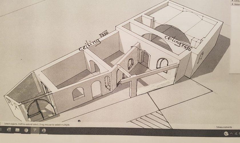 Nieuw gebouw voor kantoor en centrum voor rehabilitatie-technologie