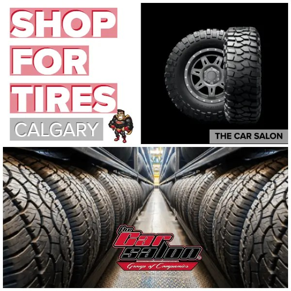 Shop for Tires Calgary