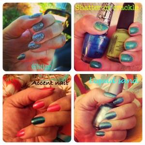 nail polish styles