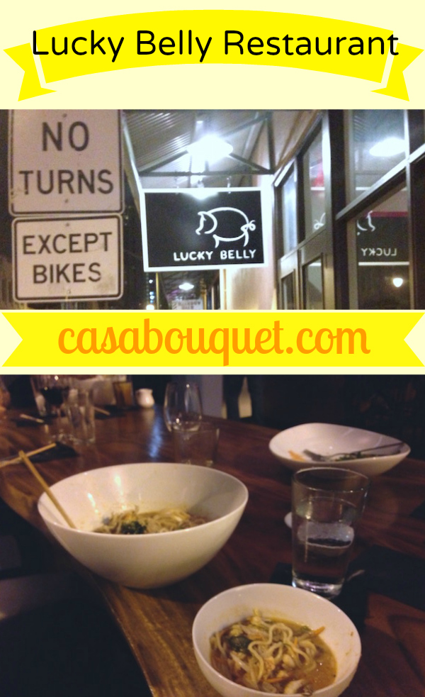lucky belly restaurant review honolulu chinatown