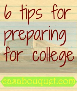 Preparing for college at the end of high school includes planning, tips, and checklists. Entrance tests, applications, financial aid, and more!