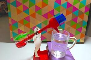 Drinking bird – heat energy STEM activity