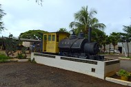Oahu railroad is one of the historic things to do on Oahu. Hawaiian Railway Society maintains the old Oahu Railway and Land Company track for a relaxing ride on the leeward side of the island.