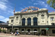 Denver Colorado has a great downtown. Visit the historic Brown Palace Hotel and Larimer Square. Highland Park is nearby.