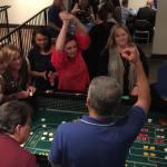 Trinity Hall Casino Party