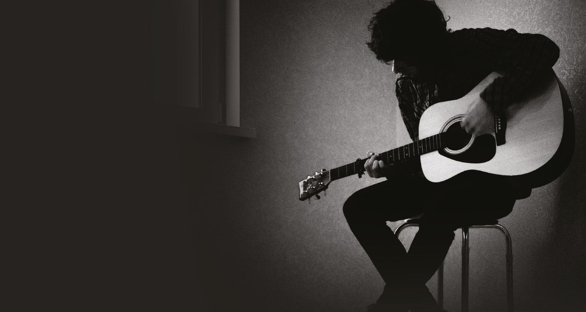 Music on Guitar
