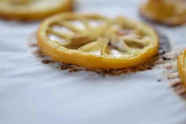 roasted lemon