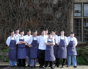 The Castle Kitchen Team, Taunton, Somerset