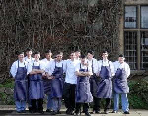 The Castle Kitchen Team, Taunton, Somerset
