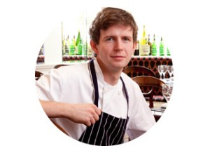 Liam Finnegan, Head Chef