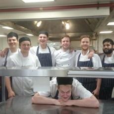 The Castle Kitchen Team 2016