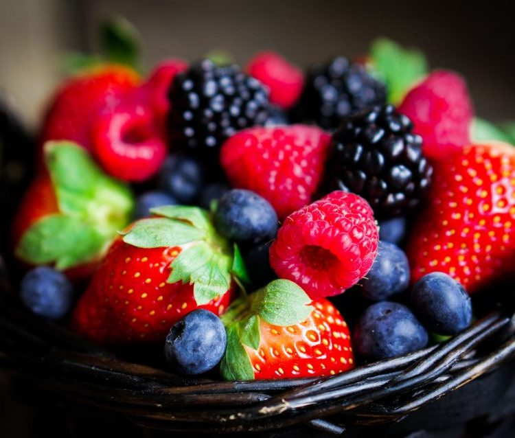 Summer Fruits & Berries