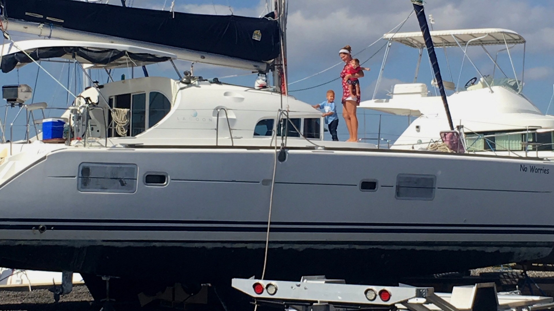 We Bought A BIG ASS BOAT!….FINALLY!