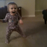 Cadence is walking!