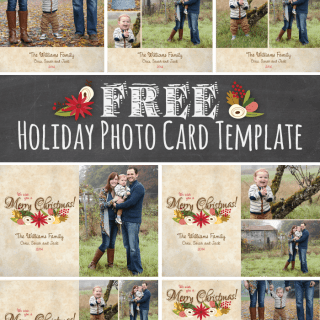 Holiday Card Giveaway!