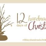 12 Days of Handmade Christmas