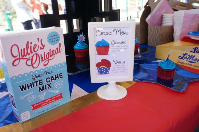 Gluten Free Cupcakes - Julie's Original