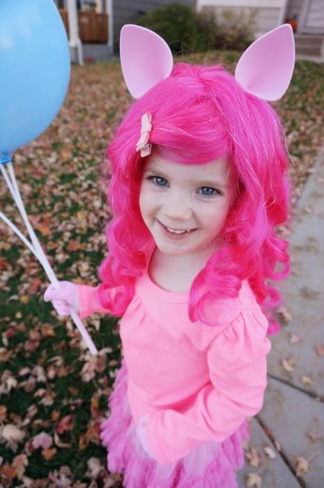 DIY My Little Pony Costume - Pinkie Pie
