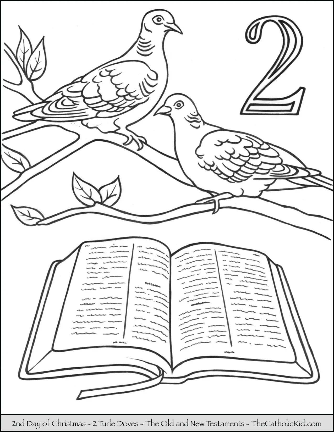 12 Days Of Christmas Coloring Pages 10 Lords A Leaping Sketch Coloring Page