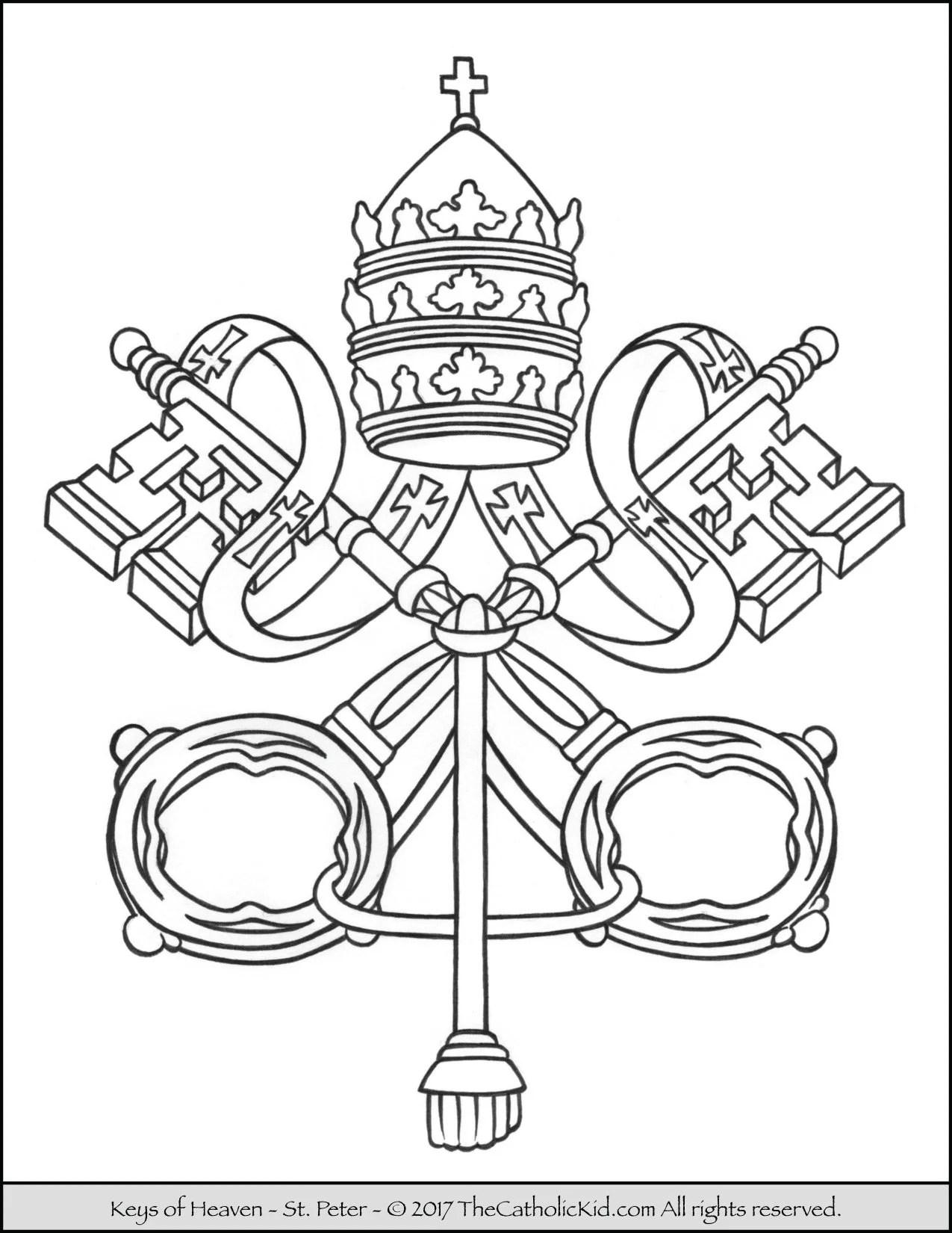 Keys Of The Kingdom Of Heaven