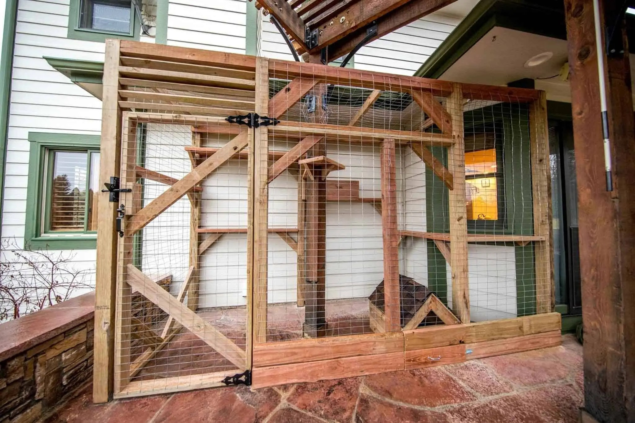 custom catio after image