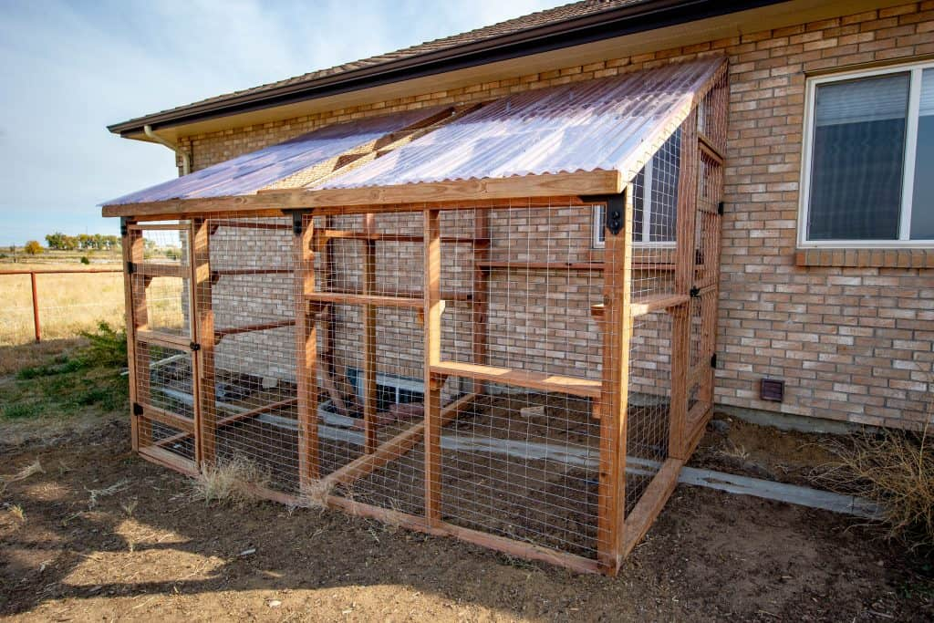 outdoor cat enclosures houses for cats