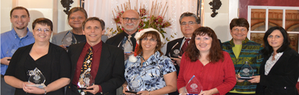 2012 Chirstmas Winners
