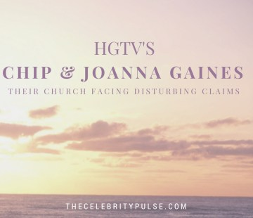Chip and Joanna Gaines - Church Issues