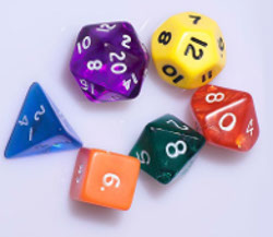 Role Playing Rules Conversions