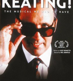 """Keating! The Musical"" Annotations"