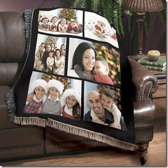 walmart b1g1 free woven collage photo blanket free ship to store