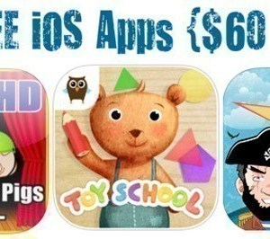 FREE Fun & Educational Apps for iOS & Android {Over $60 Value}