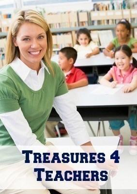 Treasures 4 Teachers | FREE & Low Cost School Supplies for Phoenix Area Teachers